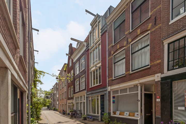 Derde Egelantiersdwarsstraat 6, Amsterdam, Noord-Holland Nederland, 2 Slaapkamers Slaapkamers, ,1 BadkamerBadkamers,House,Huur,Derde Egelantiersdwarsstraat,1127
