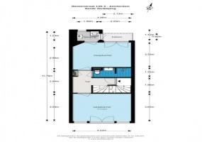 Westerstraat 136-III,Amsterdam,Noord-Holland Nederland,2 Bedrooms Bedrooms,1 BathroomBathrooms,Apartment,Westerstraat,3,1153