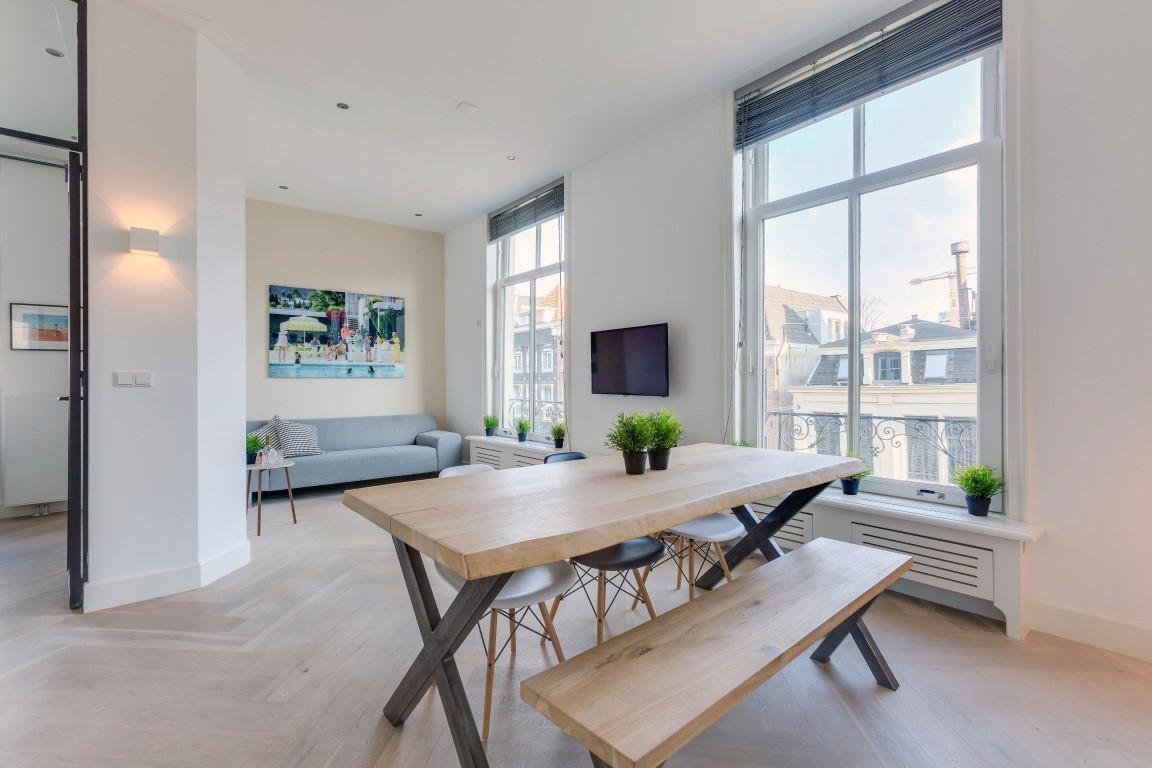 Apartment For Rent, Vondelstraat 72-E, in Amsterdam