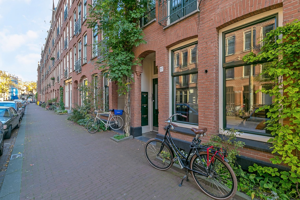 Joan Melchior Kemperstraat 117 huis, Amsterdam, Noord-Holland Nederland, 1 Bedroom Bedrooms, ,1 BathroomBathrooms,Apartment,For Rent,Joan Melchior Kemperstraat ,1233