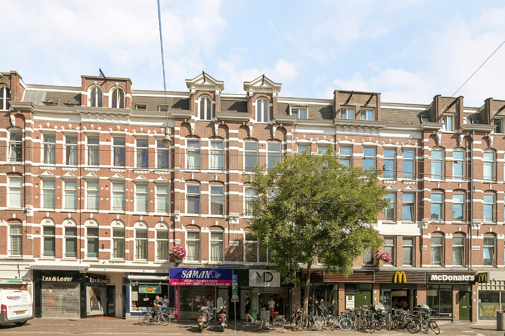 Kinkerstraat 200-III 1053 EL, Amsterdam, Noord-Holland Netherlands, 1 Slaapkamer Slaapkamers, ,1 BadkamerBadkamers,Appartement,Huur,Kinkerstraat,3,1292