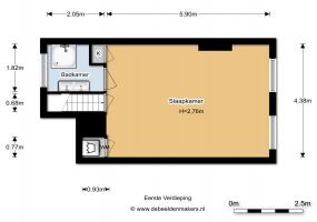 Prinsengracht 11 E 1015 DK, Amsterdam, Noord-Holland Netherlands, 1 Slaapkamer Slaapkamers, ,1 BadkamerBadkamers,Appartement,Huur,Prinsengracht,1,1329