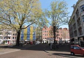 Zoutkeetsplein 8-IV, Amsterdam, Noord-Holland Nederland, 1 Bedroom Bedrooms, ,1 BathroomBathrooms,Apartment,For Rent,Zoutkeetsplein,4,1333