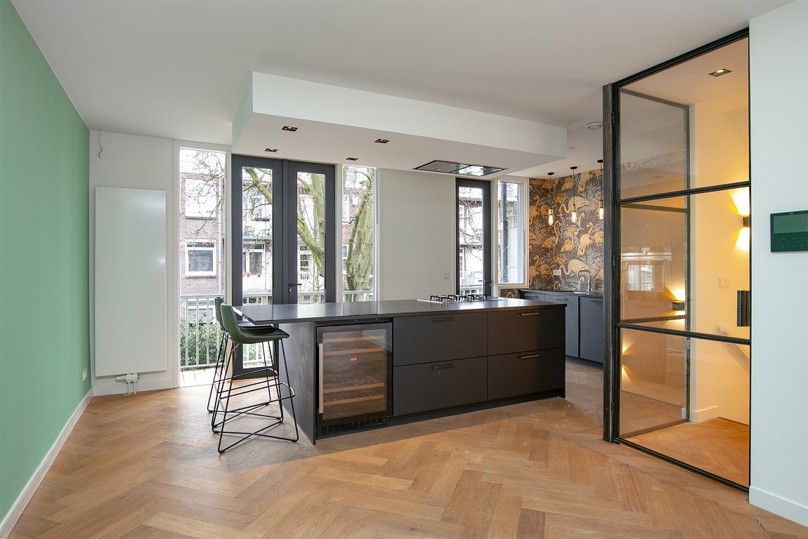 Marco Polostraat 64 II 1057 WS, Amsterdam, Noord-Holland Nederland, 3 Bedrooms Bedrooms, ,1 BathroomBathrooms,Apartment,For Rent,Marco Polostraat 64 II,1389