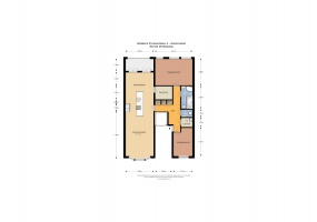 Waldeck Pyrmontlaan 4 I, Amsterdam, Noord-Holland Nederland, 2 Bedrooms Bedrooms, ,1 BathroomBathrooms,Apartment,For Rent,Waldeck Pyrmontlaan,1,1408