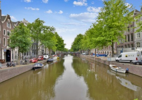 Herengracht 184 A 1016 BS, Amsterdam, Noord-Holland Nederland, 2 Slaapkamers Slaapkamers, ,1 BadkamerBadkamers,Appartement,Huur,Herengracht,4,1439