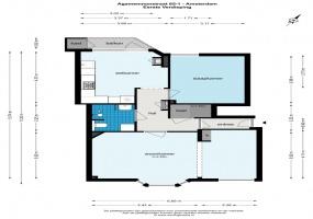 Agamemnonstraat 65 I 1076 LS, Amsterdam, Noord-Holland Nederland, 1 Slaapkamer Slaapkamers, ,1 BadkamerBadkamers,Appartement,Huur,Agamemnonstraat 65 I,1,1445