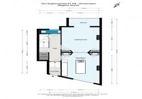 Van Eeghenstraat 61, Amsterdam, Noord-Holland Netherlands, 4 Slaapkamers Slaapkamers, ,3 BadkamersBadkamers,Appartement,Huur,Van Eeghenstraat 61,1446