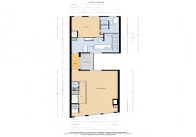 Keizersgracht 405 III + IV 1016 EK, Amsterdam, Noord-Holland Nederland, 3 Bedrooms Bedrooms, ,3 BathroomsBathrooms,Apartment,For Rent,Keizersgracht ,3,1468