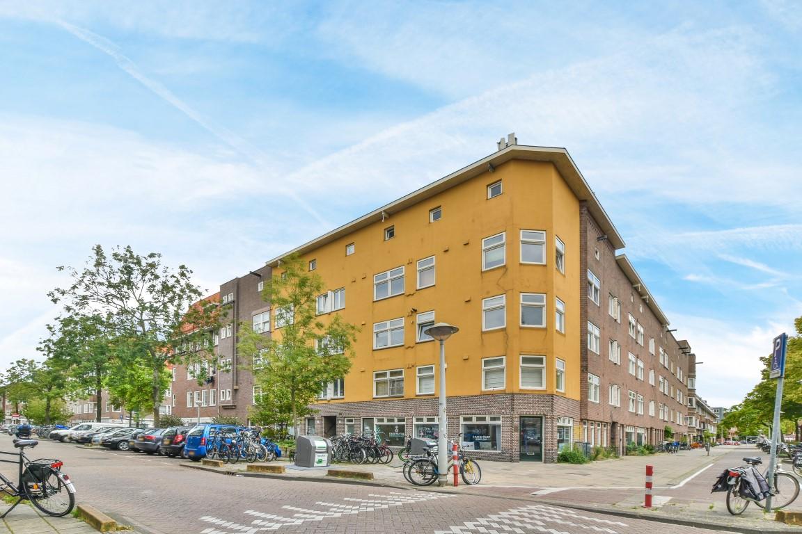 Hudsonstraat 120 1057 SR, Amsterdam, Noord-Holland Nederland, 2 Slaapkamers Slaapkamers, ,1 BadkamerBadkamers,Appartement,Huur,Hudsonstraat,2,1476