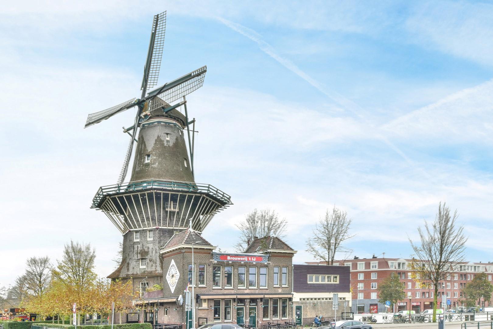 Zeeburgerdijk 3 IV 1093 SJ, Amsterdam, Noord-Holland Nederland, 1 Slaapkamer Slaapkamers, ,1 BadkamerBadkamers,Appartement,Huur,Zeeburgerdijk,4,1509