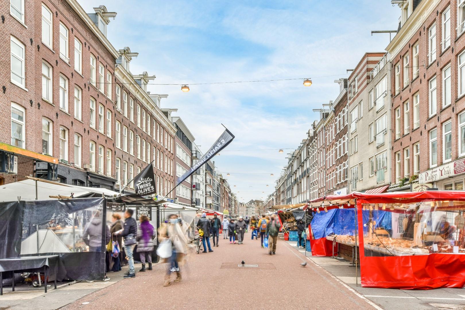 Albert Cuypstraat 136 III 1073 BJ, Amsterdam, Noord-Holland Nederland, 1 Slaapkamer Slaapkamers, ,1 BadkamerBadkamers,Appartement,Huur,Albert Cuypstraat,3,1533