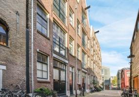Prinseneiland 27 C, Amsterdam, Noord-Holland Nederland, 2 Slaapkamers Slaapkamers, ,1 BadkamerBadkamers,Appartement,Huur,Prinseneiland,2,1537