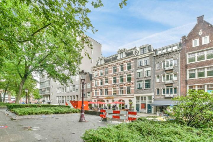 1018 WZ, Amsterdam, Noord-Holland Nederland, 1 Slaapkamer Slaapkamers, ,1 BadkamerBadkamers,Appartement,Huur,1538