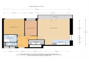 Termini 479 1025 XM, Amsterdam, Noord-Holland Nederland, 2 Slaapkamers Slaapkamers, ,1 BadkamerBadkamers,Appartement,Huur,Pulse,Termini,22,1549