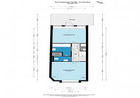 Da Costastraat 101 hs 1053 ZJ, Amsterdam, Noord-Holland Nederland, 2 Slaapkamers Slaapkamers, ,1 BadkamerBadkamers,Appartement,Huur,Da Costastraat ,1572