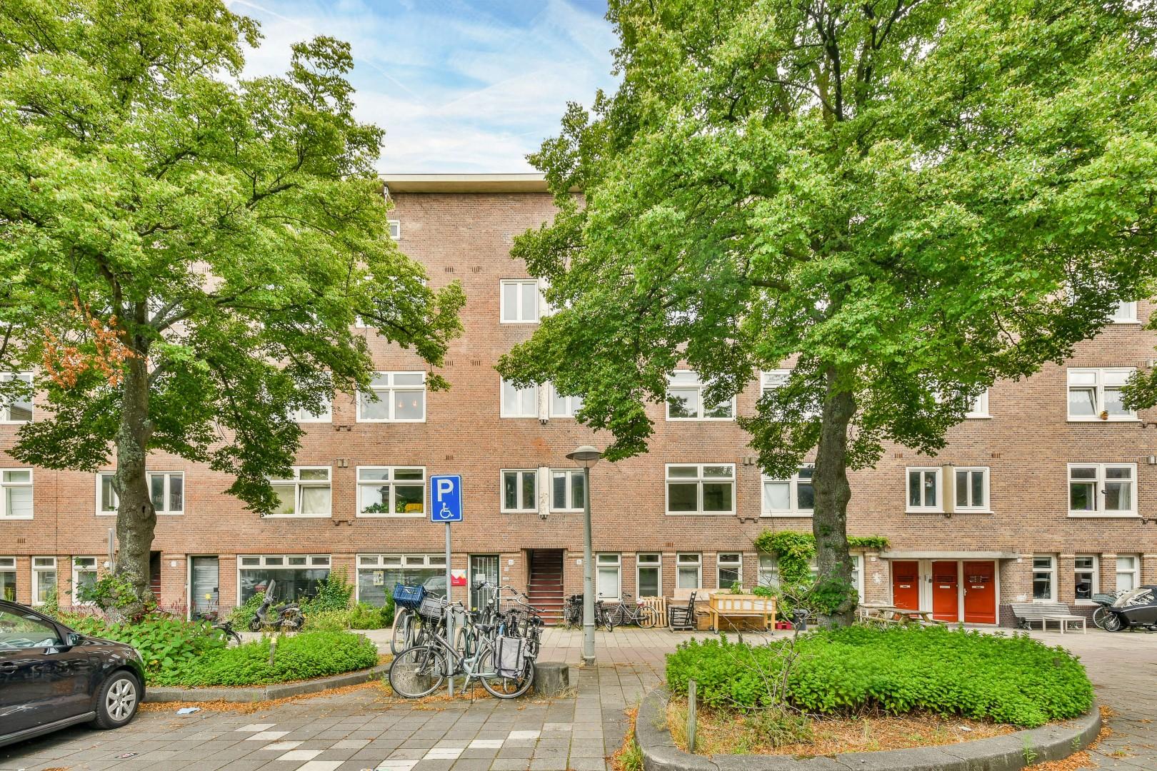 Magalhaensplein 16-I 1057 VG, Amsterdam, Noord-Holland Netherlands, 2 Slaapkamers Slaapkamers, ,1 BadkamerBadkamers,Appartement,Huur,Magalhaensplein 16-I,1,1575