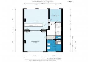 Weesperzijde 10-III 1091 EA, Amsterdam, Noord-Holland Netherlands, 1 Slaapkamer Slaapkamers, ,1 BadkamerBadkamers,Appartement,Huur,Weesperzijde,3,1576
