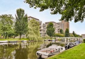 Westlandgracht 225-hs, Amsterdam, Noord-Holland Netherlands, 2 Slaapkamers Slaapkamers, ,1 BadkamerBadkamers,Appartement,Huur,Westlandgracht,1581