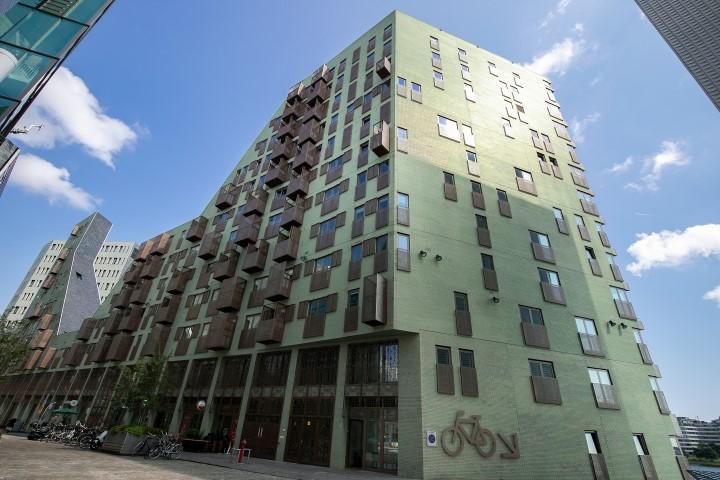 IJdok 151 1013 MM, Amsterdam, Noord-Holland Netherlands, 2 Slaapkamers Slaapkamers, ,2 BadkamersBadkamers,Appartement,Huur,IJdok,12,1588